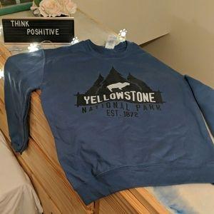 Yellowstone Crewneck
